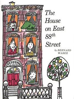 house on east 88th street book