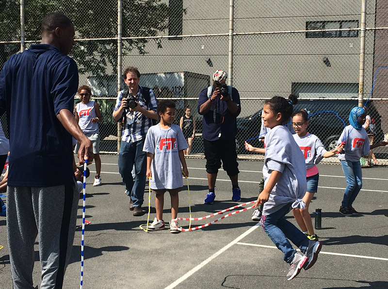 nba fit clinic nyc