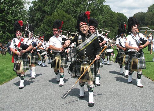 old westbury scottish games