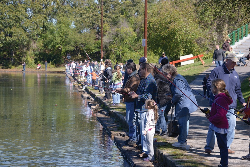 Top 20 things to do in the fall on long island for Freshwater fishing long island