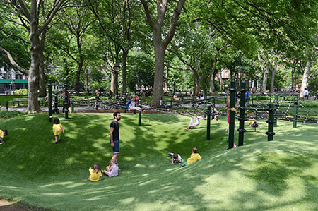 Washington Square Park Restoration