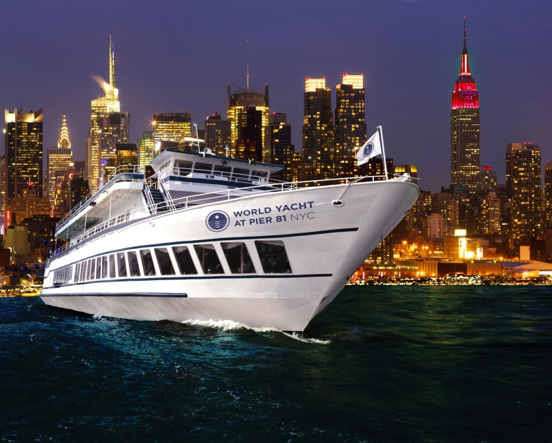 New York By Boat - Cruise ships from nyc