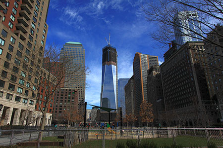NYC's Freedom Tower