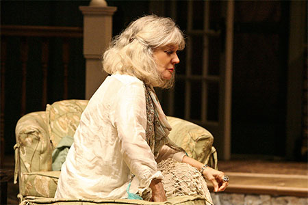 Blythe Danner in The Country Wife