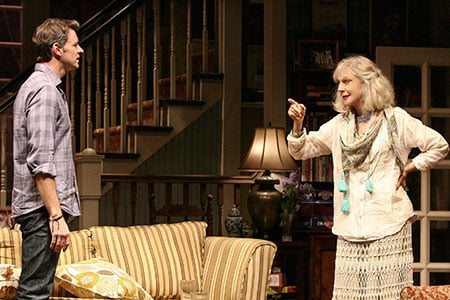 Blythe Danner in The Country House on Broadway