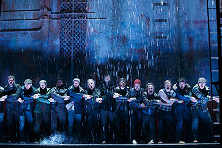 Sting's The Last Ship on Broadway