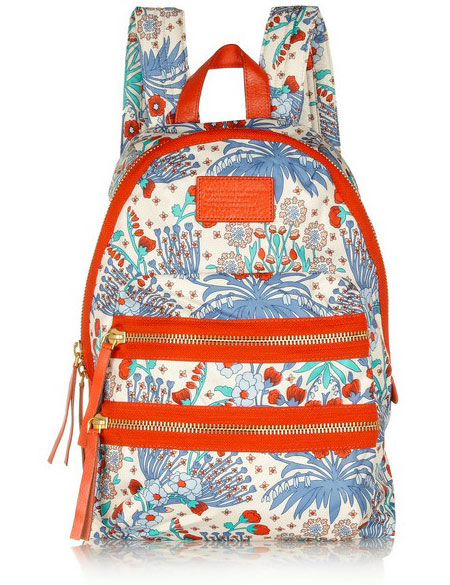 Marc by Marc Jacobs Domo Arigato floral-print backpack