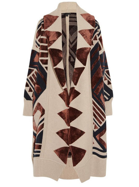 Burberry Prorsum blanket coat