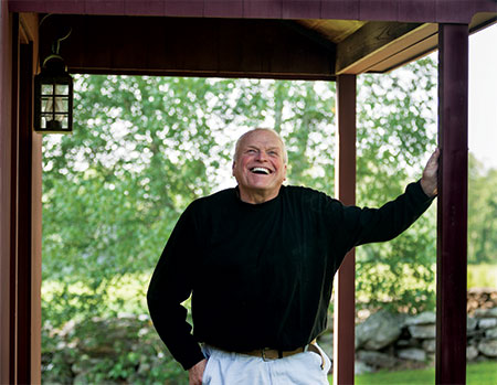 Brian Dennehy photo by Ari Mintz