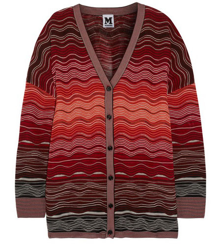M Missoni crochet knit