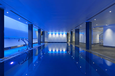 One Aldwych spa and pool
